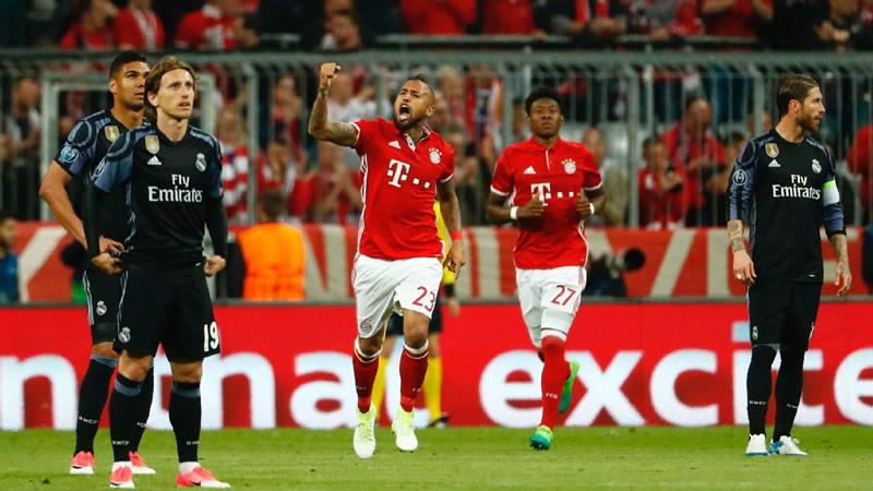 Horario Real Madrid vs Bayern Munich; Cuartos de Final Champions 2017 - horario-real-madrid-vs-bayern-munich-vuelta-cuartos-champions-2017