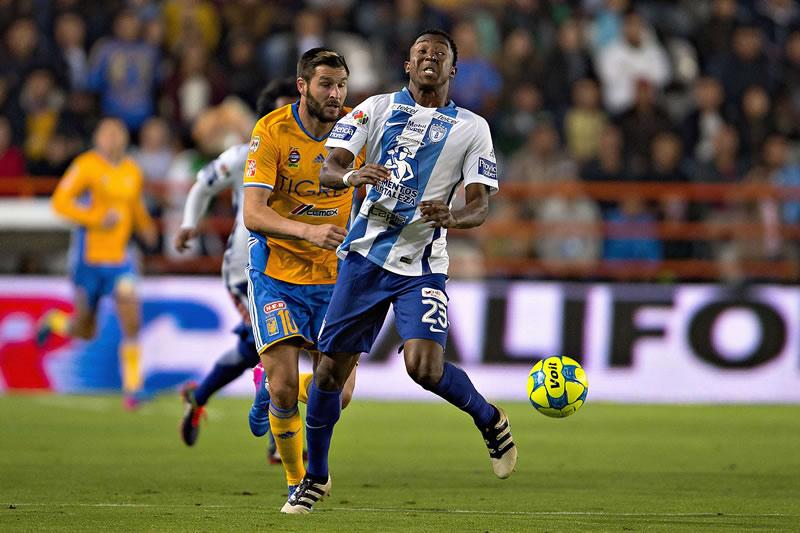 Pachuca Saca Vital Empate con Tigres en Final de Concachampions