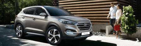 Creta y Tucson en el top de ventas de Hyundai en México