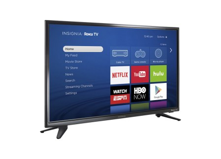 Insignia Roku TV exclusiva en Best Buy