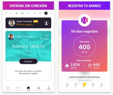 Las apps más trendy que se volverán indispensables en tu vida - instafit-450x379