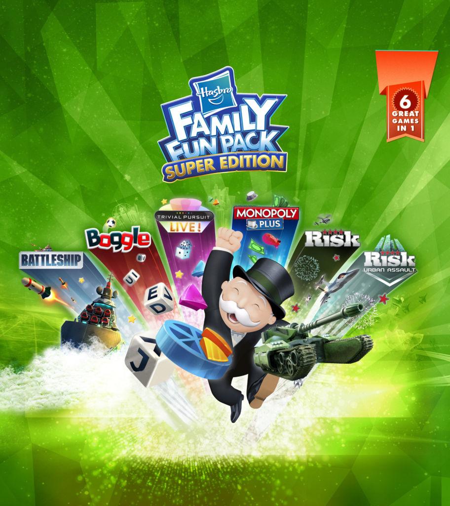 Cuatro juegos para revivir tu niño interior este mes - juegos-dia-del-nino-hasbro-family-fun-pack
