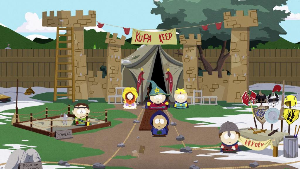juegos dia del nino southpark Cuatro juegos para revivir tu niño interior este mes