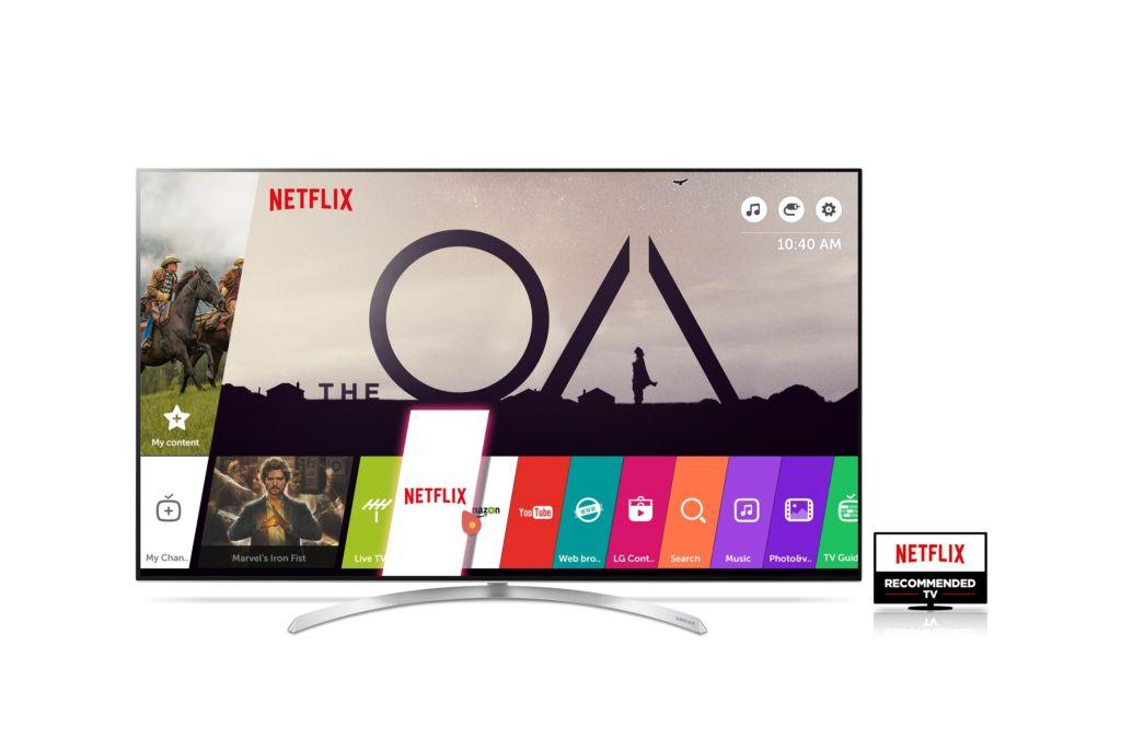 LG UHD 4K con HDR recomendados por Netflix por su experiencia de visionado superior - lg-super-uhd-tv