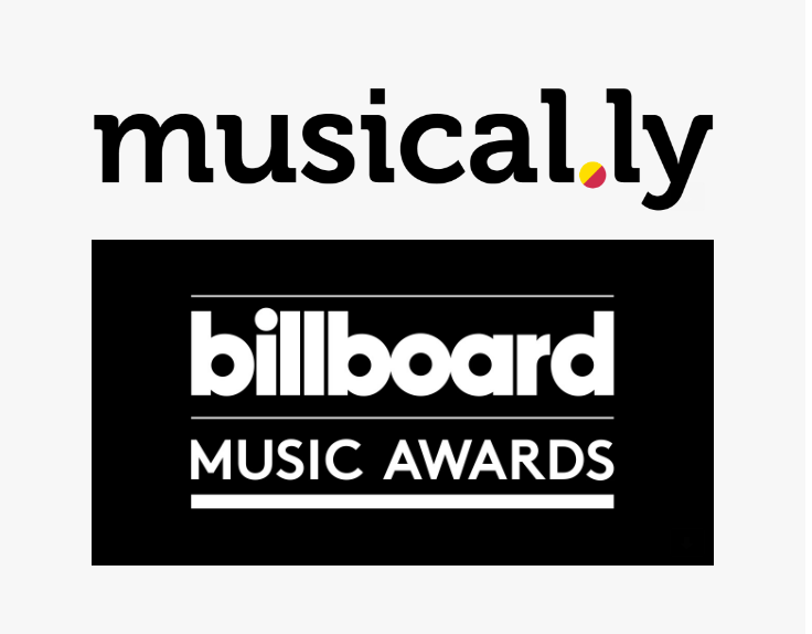 La app musical.ly en los Billboards Awards 2017 - musical-ly-1