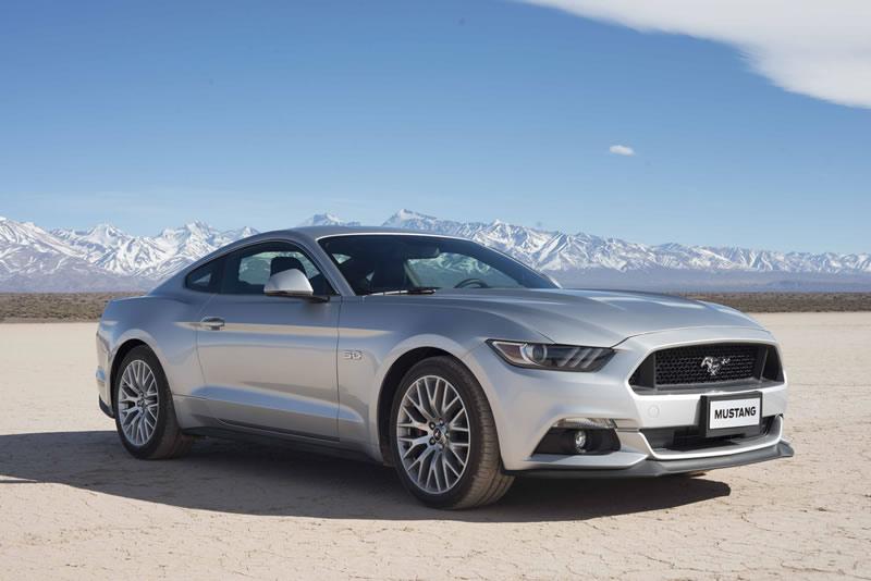 Mustang es el deportivo más vendido del mundo - mustang-deportivo-mas-vendido