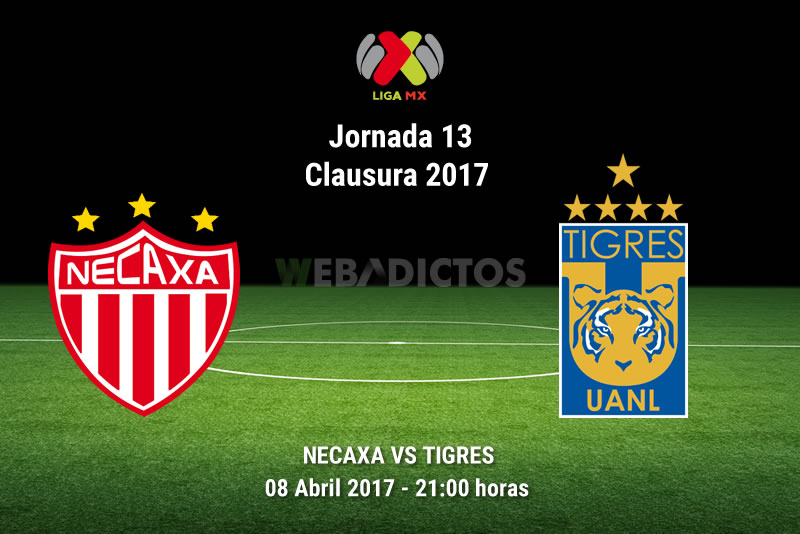 Necaxa vs Tigres, Jornada 13 Liga MX Clausura 2017 | Resultado: 1-1 - necaxa-vs-tigres-j13-clausura-2017