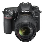 Nikon lanza la nueva cámara D7500 - nikon-d7500_18_140_fronttop