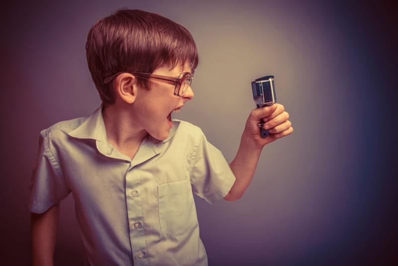 ninos youtuber bloguero Los niños quieren ser youtubers y blogueros