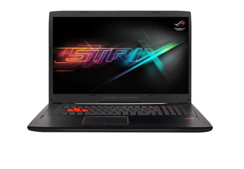 notebooks rog strix gl502 gl702 800x556 ASUS Republic of Gamers es galardonado con cuatro premios Red Dot 2017