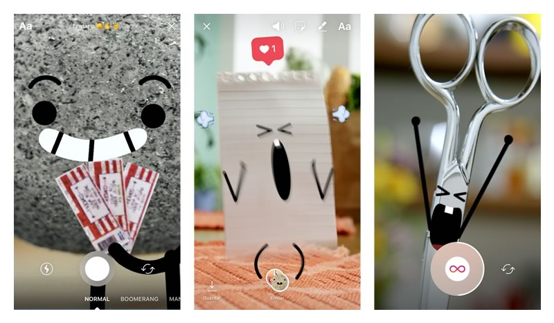 nuevo instagram direct Lanzan nueva versión de Instagram Direct