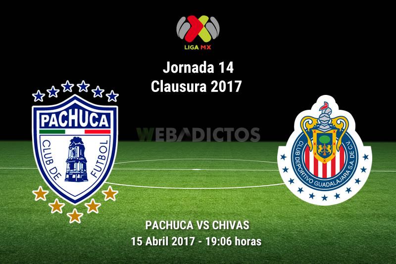 Pachuca vs Chivas, Liga MX Clausura 2017   J14   Resultado: 0-0 - pachuca-vs-chivas-j14-clausura-2017