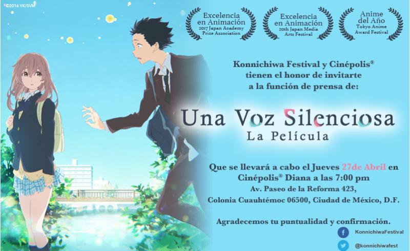 """Cinepolis presenta en exclusiva la película japonesa """"Koe no Katachi"""" - pelicula-japonesa-koe-no-katachi-800x490"""