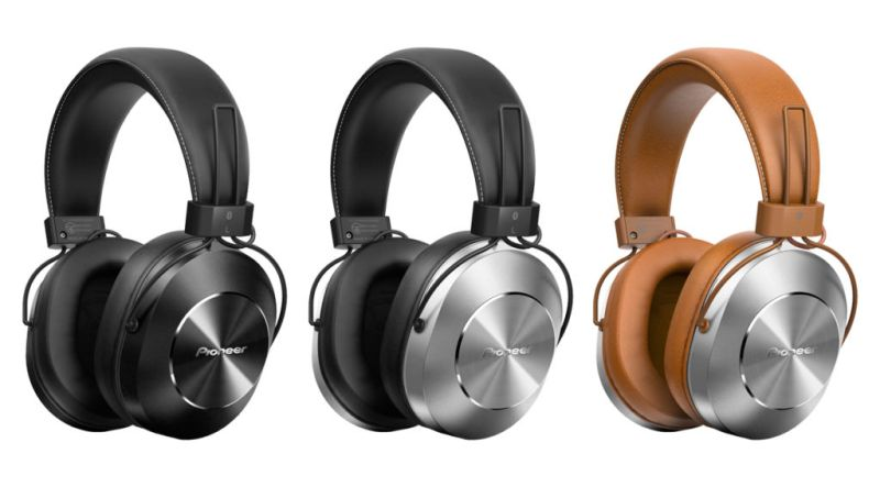 Nueva línea de audífonos Style de Pioneer con audio de alta resolución - pioneer-se-ms7bt-1-800x443