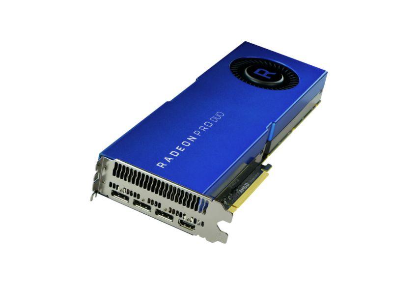 Radeon Pro Duo de AMD: la primera tarjeta gráfica dual-GPU para profesionales - radeonproduo-800x580