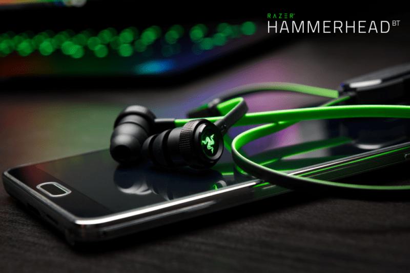 Razer anuncia nuevos auriculares: Hammerhead BT y el Razer Hammerhead for iOS - razer-hammerhead-bt-800x534