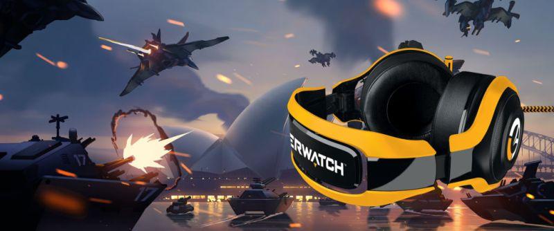 razer overwatch manowar mobile 800x334 Opciones de equipos Razer para PC Overwatch para regalar en el día del niño