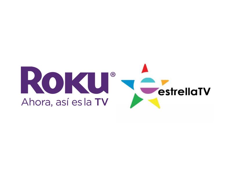 Estrella TV ahora disponible en dispositivos de streaming de Roku en México - roku-estrella-tv-800x600