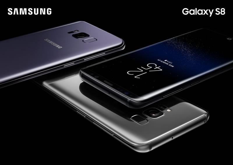 samsung galaxy s8 en mexico Samsung Galaxy S8 fue presentado en México