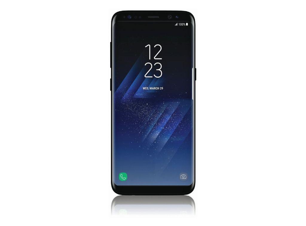 Samsung ya se encuentra trabajando en el Galaxy S9, según reporte - samsung-galaxy-s8-front-galaxy-s9-development