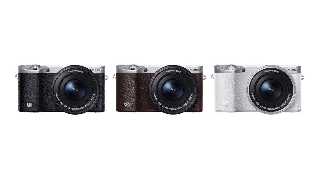 Samsung abandona su negocio de cámara digitales - samsung-nx500-camera