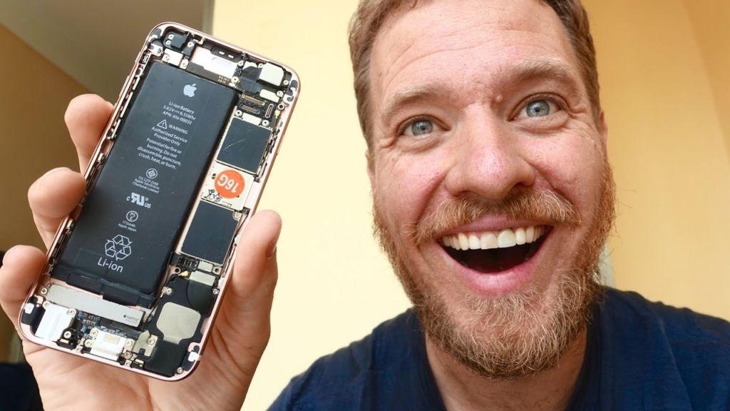 Este ingeniero logró construir un iPhone por cuenta propia - scotty-allen-handmade-iphone
