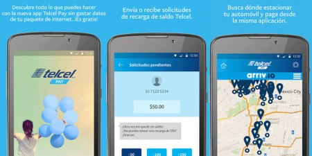 Telcel Pay para iOS, nueva aplicación de compras y pagos desde el smartphone