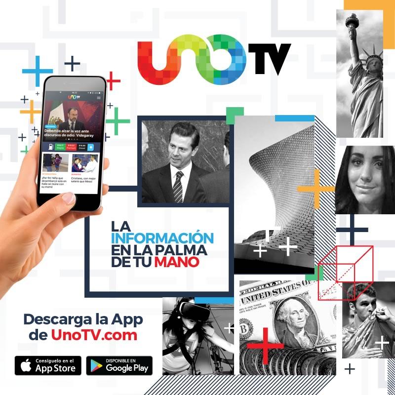 UNO TV actualiza su app; puedes ver noticieros en vivo y más - uno-tv-app-noticieros-en-vivo