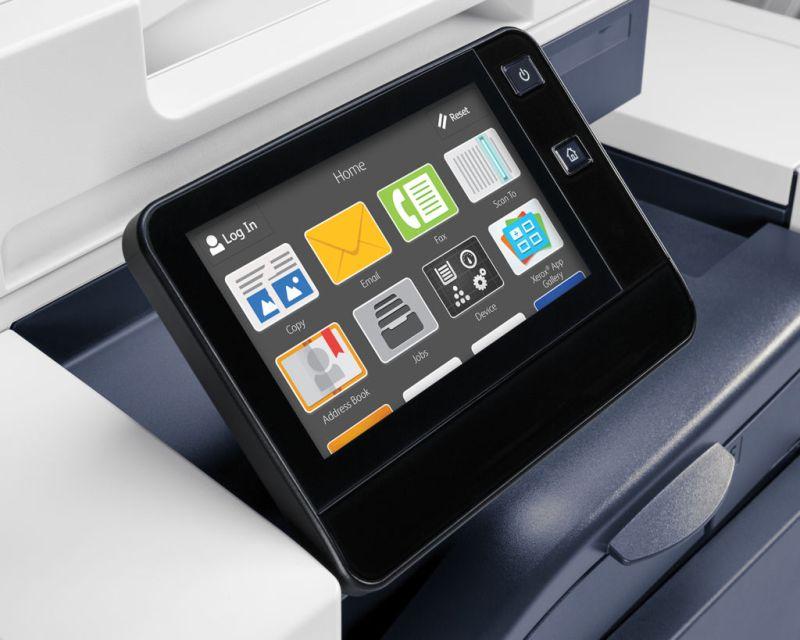 Xerox ConnectKey transforma a la impresora en un asistente inteligente del lugar de trabajo - versalink