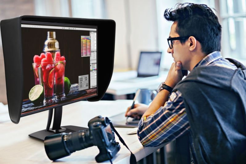 ViewSonic presenta monitor para profesionales para aplicaciones de alto nivel - vp2768-de-viewsonic-800x534