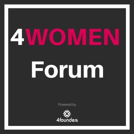 4Women Forum México, una comunidad para disminuir la brecha laboral de género - 4womenforum-450x450