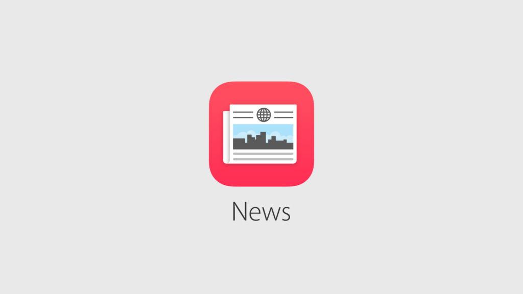 Apple News contrata a su primer editor en jefe - apple-news-logo