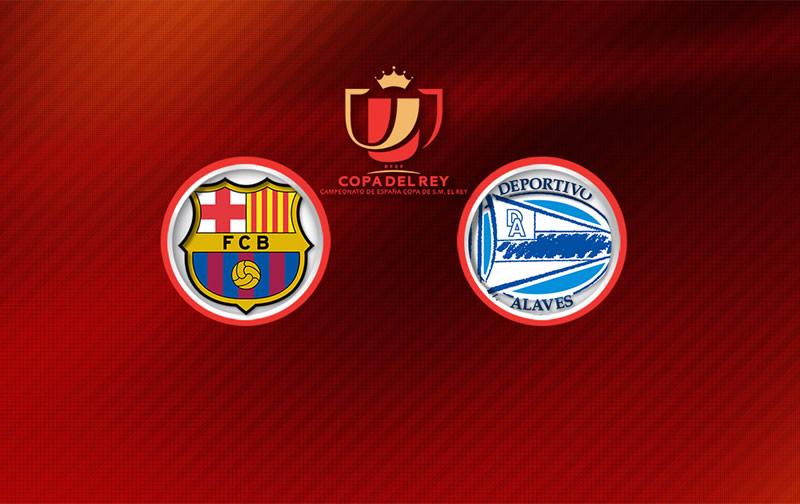 Barcelona vs Alavés, Final de Copa del Rey 2017   Resultado: 3-1 - barcelona-vs-alaves-copa-del-rey-2017