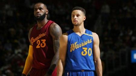 Cavaliers vs Warriors, Juego 1 Final NBA 2017   Resultado: 91-113