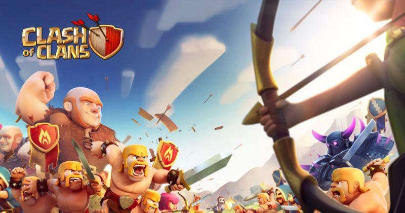 ¡Cuidado! fanáticos del juego Clash of Clans son blanco de ataques de phishing - clash-of-clans-800x420