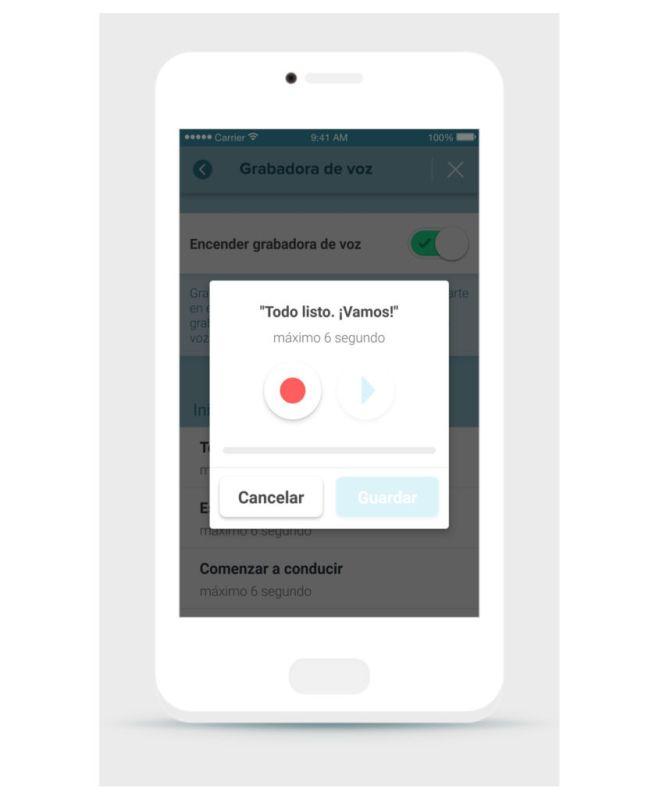 Waze ahora te permite grabar tus propios comandos de voz - comando-de-voz-waze-659x800