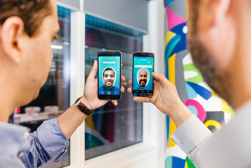 comprar con una selfie visa Hacer compras online con una selfie ya es posible con Visa