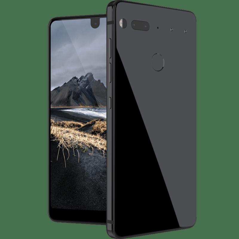 Essential Phone: el creador de Android anuncia su propio smartphone - essential-phone-black