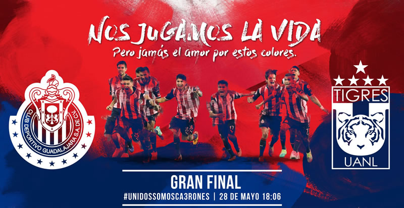 final chivas vs tigres chivas tv Chivas vs Tigres, Final Liga MX Clausura 2017 | Resultado: 2 1 ¡Chivas Campeón!