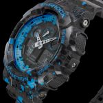 Nuevo reloj G Shock en colaboración con el artista de graffitti STASH, de edición limitada