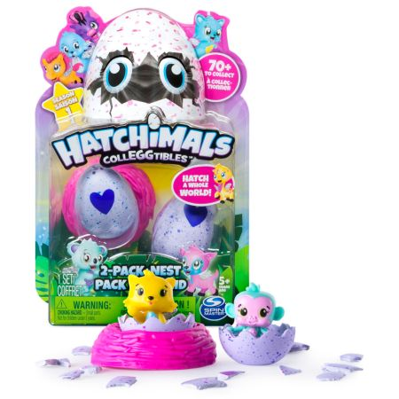 Spin Master lanza los nuevos Hatchimals CollEGGtibles - hatchimals-colleggtibles_4-450x450