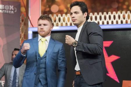 A qué hora es la pelea de Canelo vs Chavez Jr. y en qué canal la pasan