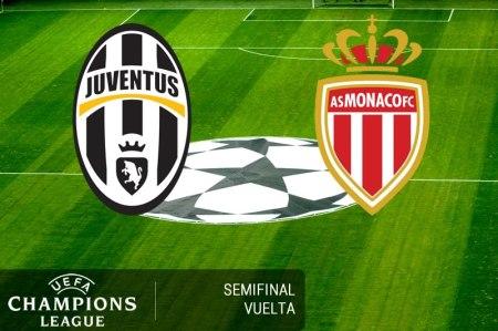Juventus vs Mónaco, Semifinal Champions 2017 | Resultado: 2-1