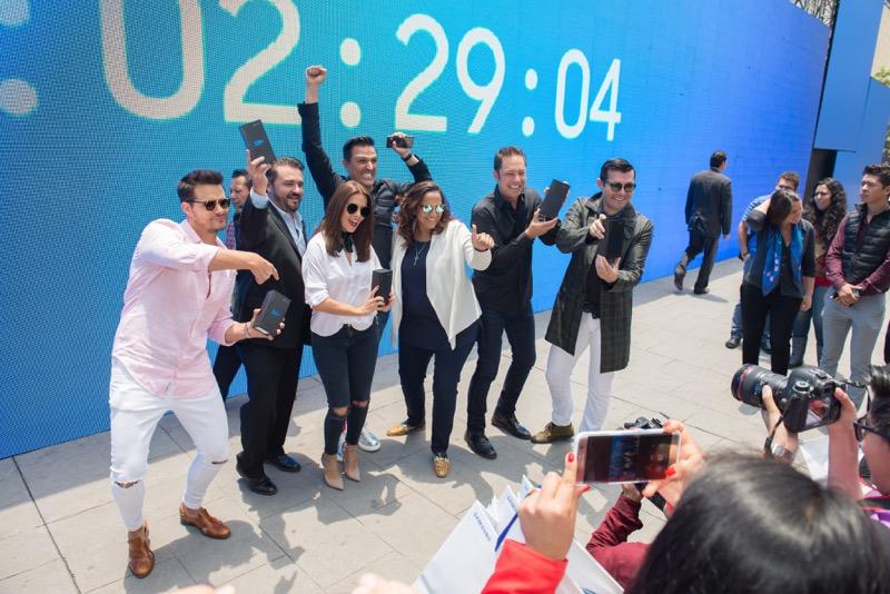 Samsung crea una experiencia única en Plaza Carso por la llegada del Galaxy S8 - lanzamiento-s8-samsung-08-800x534