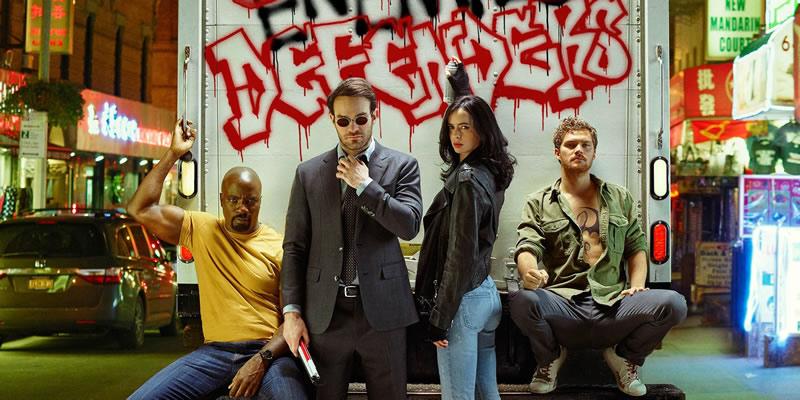 ¡Ya esta aquí! Trailer oficial de Marvel's The Defenders de Netflix - marvels-the-defenders-trailer
