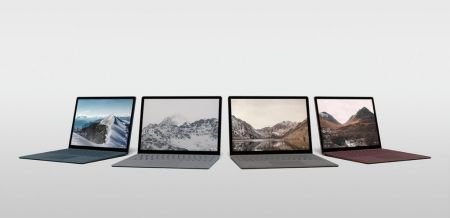 Microsoft presenta la Surface Laptop con Windows 10 S: su respuesta a las Chromebook