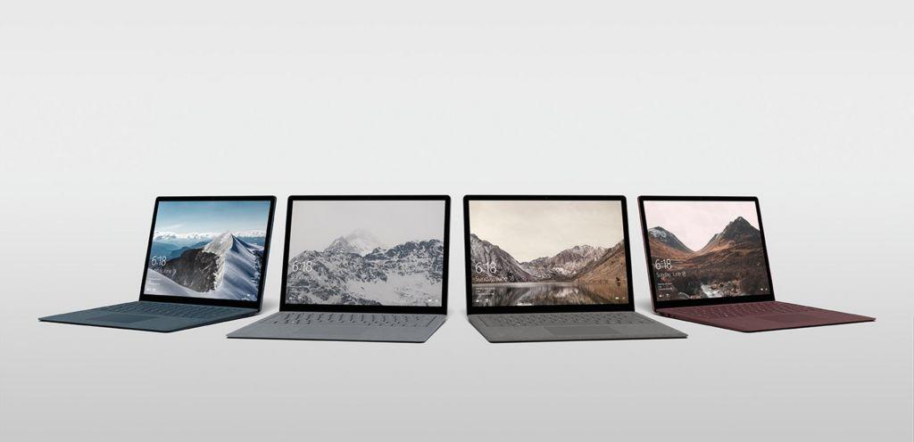 Microsoft presenta la Surface Laptop con Windows 10 S: su respuesta a las Chromebook - microsoft-surface-laptop-image