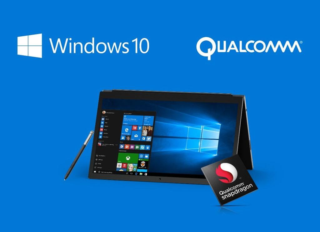 Microsoft y Qualcomm, dispuestos a conquistar el mercado de las ultra portátiles - microsoft-windows-10-qualcomm