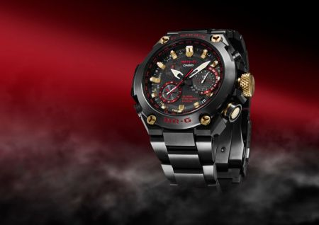 G-Shock MR-G, la última incorporación de la serie MR-G de Casio