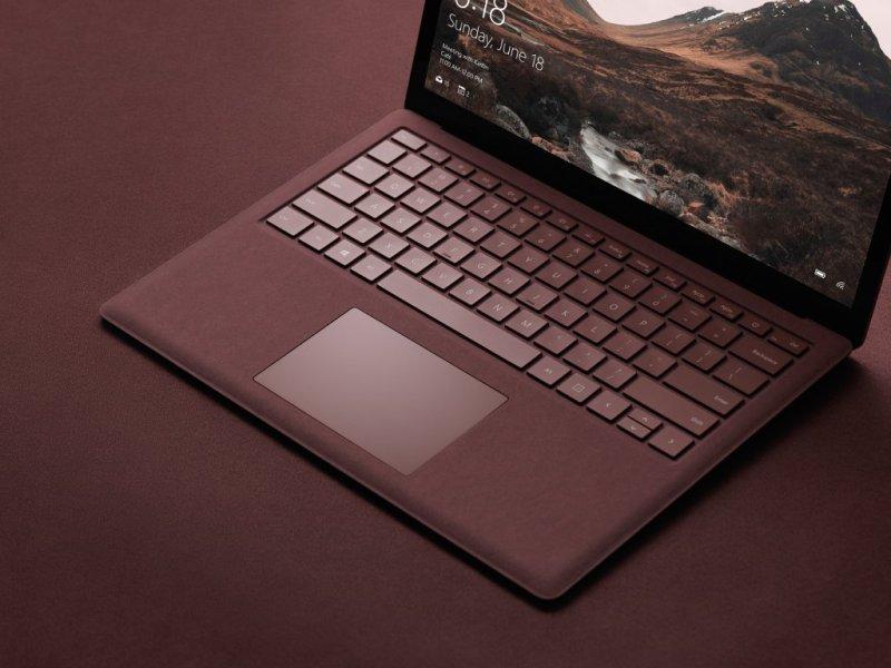 Se filtran fotos de la supuesta Microsoft Surface Laptop - msft-surface-laptop-alcantara